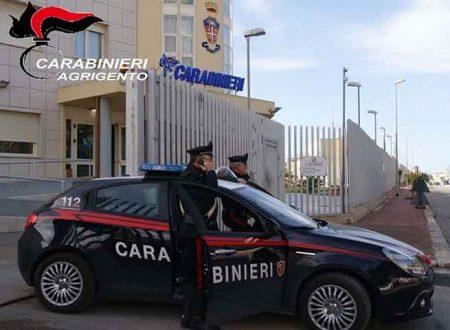 """Carabinieri Sciacca: Romeno finisce in manette per il """"Cavallo di ritorno"""""""