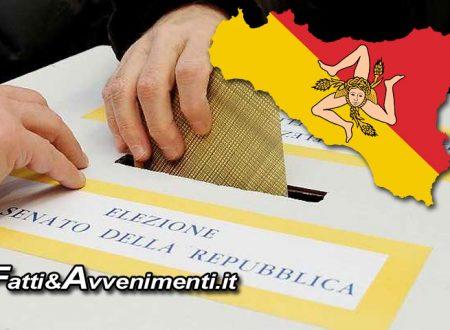 Elezioni nazionali. Ecco i candidati dei partiti in tutte le circoscrizioni della Sicilia