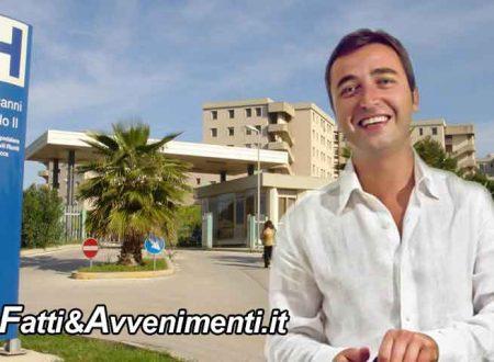 """Sciacca. On. Michele Catanzaro: """"Ospedale rimane spoke, aumenteranno i posti letto"""""""