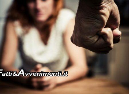 Messina. Violenze di ogni tipo contro la compagna davanti la figlia minorenne: arrestato 28enne