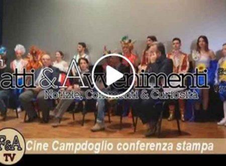 Carnevale di Sciacca. Conferenza stampa presentazione con il VIDEO dell'intervento integrale dell'ass. Bellanca