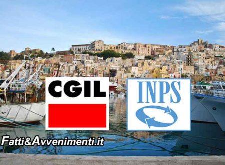 """CGIL e FLAI: a breve a Sciacca apertura """"Sportello INPS  per i lavoratori della pesca"""""""