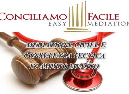"""Sciacca. Domani Convegno """"Mediazione civile e consulenza tecnica in ambito medico."""" al Giovanni Paolo II"""