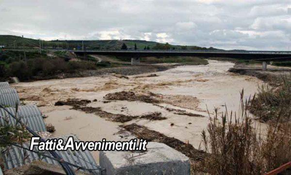 """Ribera. Pace lancia l'allarme: """"fiume Verdura a rischio esondazione"""" e chiede incontro con Musumeci"""