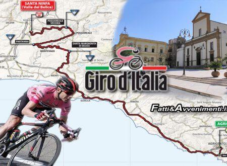 Ciclismo. Il Giro d'Italia passerà per Ribera
