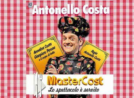 Rassegna Teatrale di Ribera. Venerdì 16 febbraio quarto appuntamento con Antonello Costa