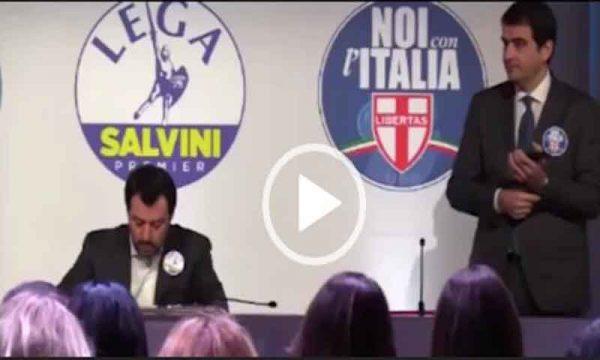 """Fuorionda di Salvini, Meloni e Fitto, VIDEO – centrodestra terrorizzato: """"Al Sud i Cinque Stelle ci fanno cappotto… e il PD crolla completamente"""""""
