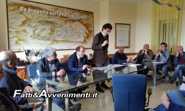 Gli Archietetti da Santa Margherita Belice a Roma: focus sulla riqualificazione dei comuni dell'agrigentino