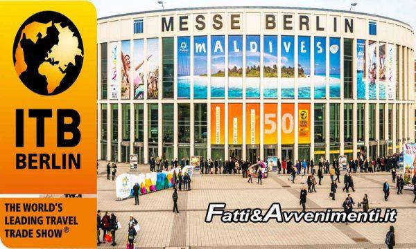 Turismo. Chiuso l'ITB di Berlino: la Regione rappresentata dall'Ass.re Pappalardo