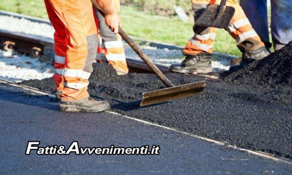 Messa in sicurezza della Menfi – Porto Palo, Ribera – Borgo Bonsignore e  Sambuca – Adragna: a breve i lavori
