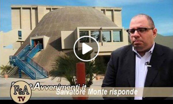 """Sciacca, Teatro Samonà. Salvatore Monte furioso: """"L'unica gestione malsana è della Valenti e di Bellanca"""""""