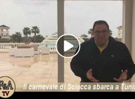 """Il Carnevale di Sciacca ad Hammamet: """"4 mesi di lavoro, ma ne è valsa la pena"""""""