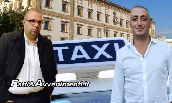 """Sciacca, Turismo, comparto Taxi. Monte e Milioti: """"L'amministrazione Valenti li ha snobbati"""""""