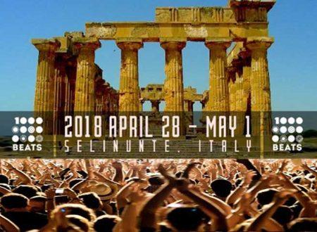 Selinunte 28 aprile-1 maggio.1000 Beats: accademia della musica con i migliori percussionisti mondiali