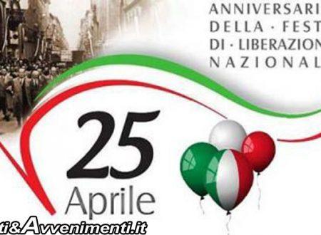 Sciacca. 25 Aprile manifestazione nell'anniversario della Liberazione