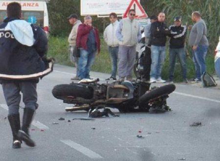 Tragico incidente sulla Palermo-Agrigento:  un ragazzo di 29 anni muore cadendo dallo scooter