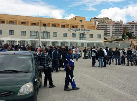 """Sciacca. La Capitaneria di Porto """"recinta"""" la banchina Marinai d'Italia: il Comune è impotente sulla decisione"""