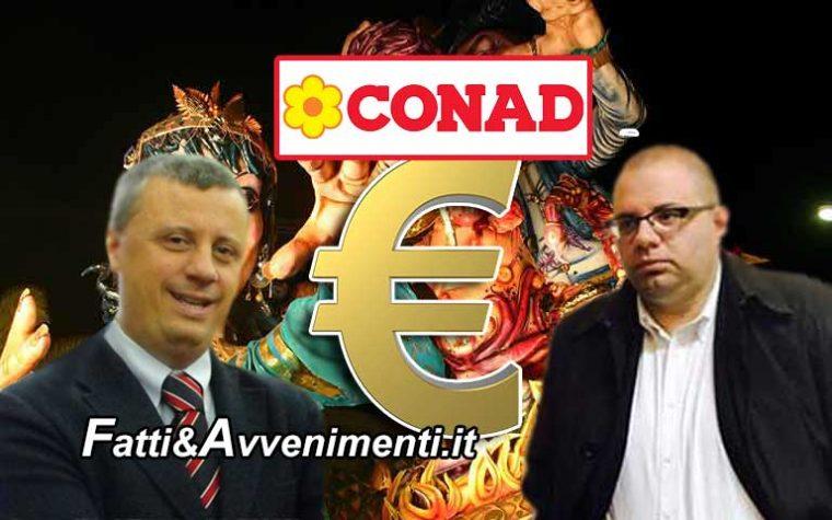 """Sciacca. Monte a Bellanca: """"Di quanto è il contributo della Conad per il Carnevale 2018 e cosa ne avete fatto"""""""