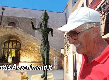 """Sciacca. Museo del Mare da intitolare a V. Tusa, Falautano: """"Servono spazi adeguati e riportare il Melqart in città"""""""