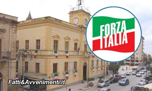"""Ribera. Ieri consiglio comunale con solo 8 consiglieri di maggioranza, Forza Italia: """"Pace ha una maggioranza?"""""""