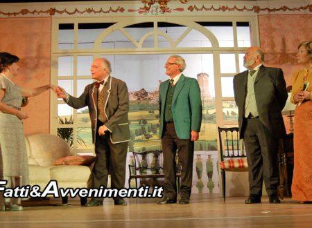 """Ribera. Venerdì 27 aprile ultimo appuntamento della """"Rassegna Teatrale Città delle Arance"""""""