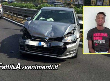 Incidente sulla Palermo-Mazara: coinvolto il giocatore del Palermo Eddy Gnahoré