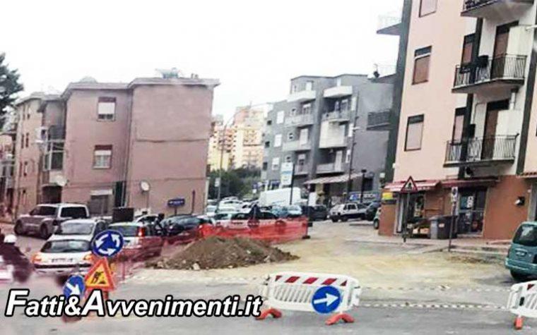 """Sciacca. Milioti al sindaco: """"Girgenti Acque esegue riparazioni in luoghi dove già erano stati fatti, perché?"""""""