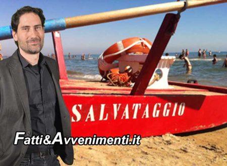 """Mangiacavallo, M5S: """"Spiagge libere e insicure, la Regione azzera i fondi per il salvataggio"""""""