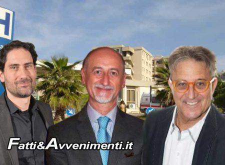 M5S Sciacca. Marinello e Mangiacavallo chiedono a Venuti (Asp)  impegni precisi e proposte concrete