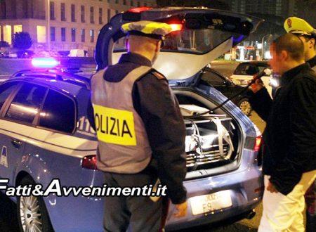 """Messina. Guida ubriaco sbandando ad alta velocità in autostrada A20: """"Non riusciva a tenersi in piedi, denunciato"""""""