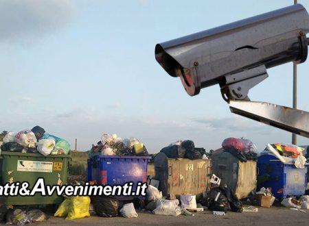 """Sciacca. Arrivano le telecamere per i """"lanciatori"""" di rifiuti, ma potrebbero essere illegali: ecco perché"""
