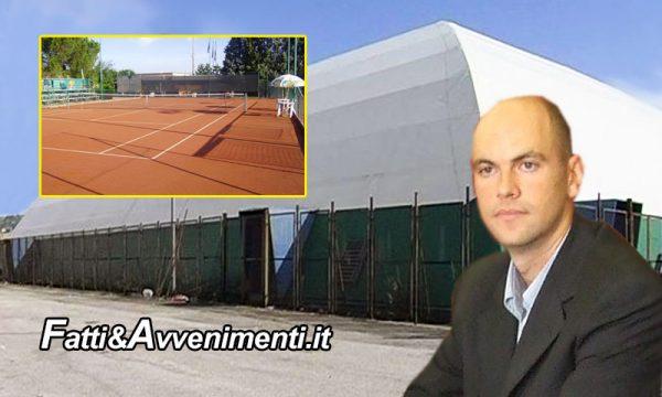"""Sciacca. Cognata: """"Campetti di tennis e pallone tenda a quando scerbatura e disinfestazione"""""""