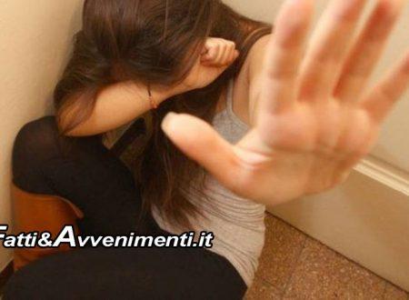 Messina. Fidanzato violento le stringe cintura al collo e le fa respirare gas cucina: arrestato dopo violenza sessuale