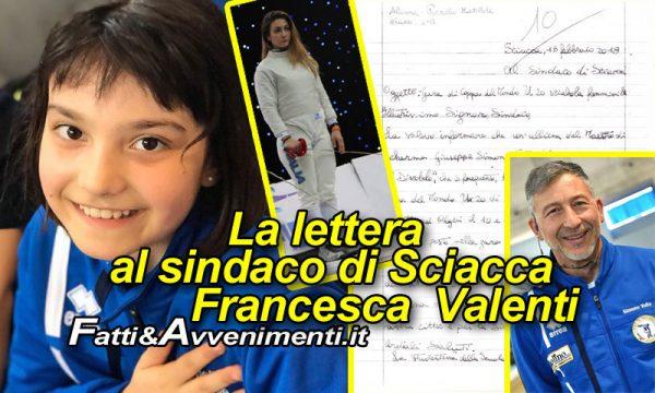 """""""Sciacca grande grazie allo sport"""", così una bimba di 9 anni, Pippo Vullo: """"Sport fondamentale per i giovani"""""""
