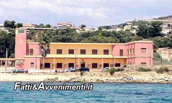 """Sciacca. Museo del Mare alle Muciare """"occupato"""" da vari stranieri: il Comune cosa fa?"""