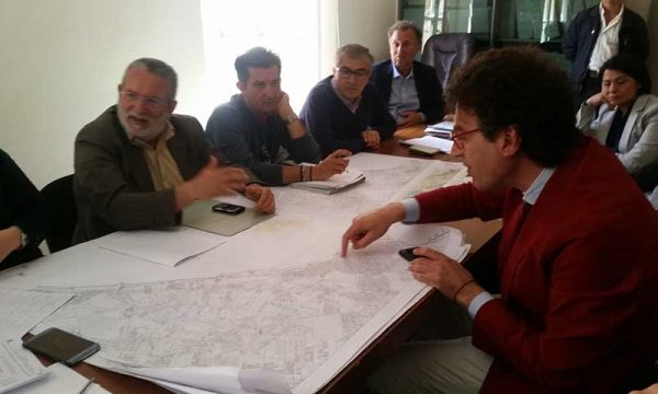 Architetti Agrigento. Piano utilizzo demanio marino: si lavora alle linee guida per la redazione del progetto