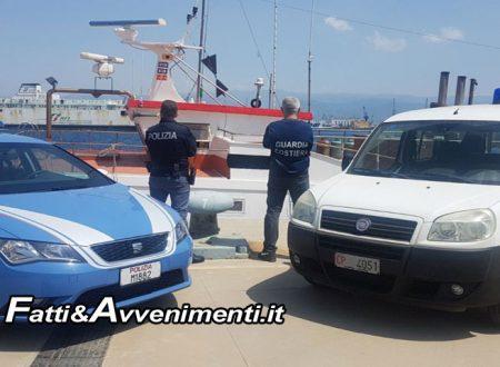Tenta di rubare un peschereccio da 400mila euro e 53 tonnellate di stazza: arrestato