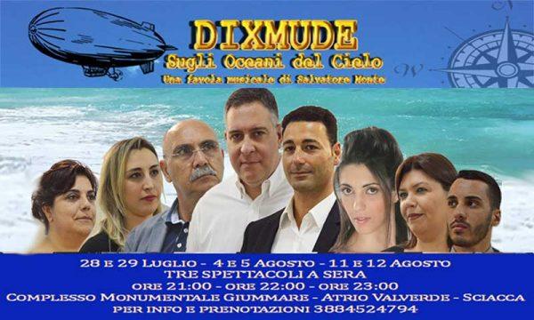 """""""Working in progress"""" per Dixmude – sugli oceani del Cielo: Salvatore Monte svela la trama"""