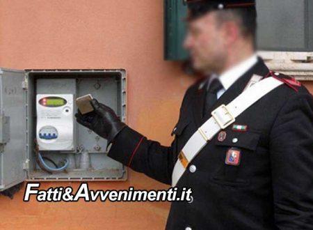 Titolari di due esercizi commerciali dell'Agrigentino beccati per furto di energia elettrica: arrestati