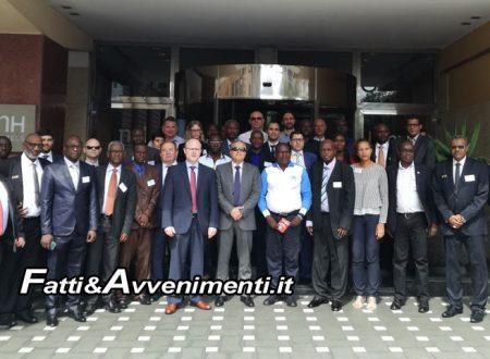 Contrasto all'immigrazione clandestina. A Catania conferenza Africa-Frontex con Forze Polizia Estere