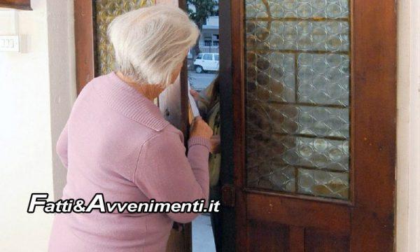 Sciacca. Truffata un'anziana da una falsa impiegata INPS: sottratti gioelli in oro