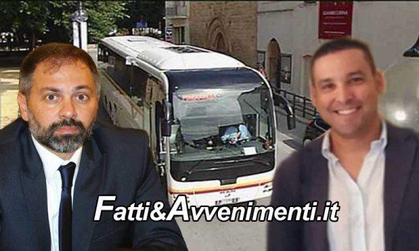Sciacca. Ambrogio e Di Paola chiedono riunione con la ditta Gallo in merito al collegamento Sciacca Palermo
