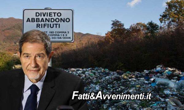 """Emergenza rifiuti in tutta la Sicilia, Musemuci: """"Cunuttativi"""" sarà così per almeno un anno"""