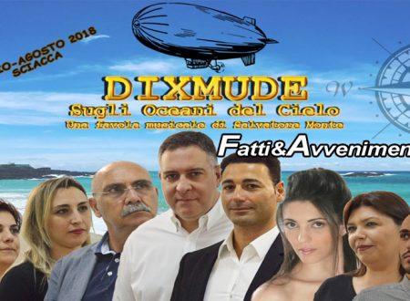 """Sciacca. Domani alle10,30 al Cine Campidoglio presentazione dello spettacolo """"Dixmude – sugli oceani del cielo"""""""