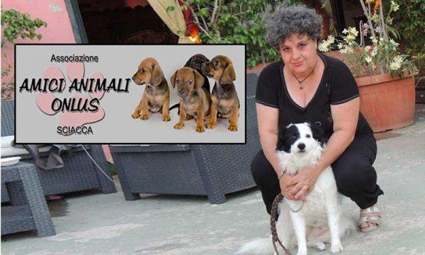 """Sciacca. Peppina Campo è la nuova portavoce dell'ass. """"Amici animali onlus"""""""