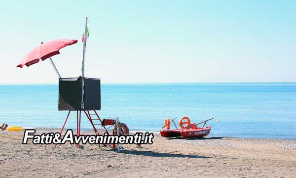 Sciacca. Parte servizio salvataggio spiagge dal 30 giugno a domenica 2 settembre