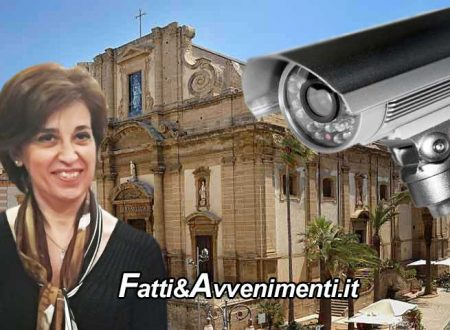 Sciacca. Il sindaco Valenti, oggi firmerà  in Prefettura il potenziamento della videosorveglianza in città