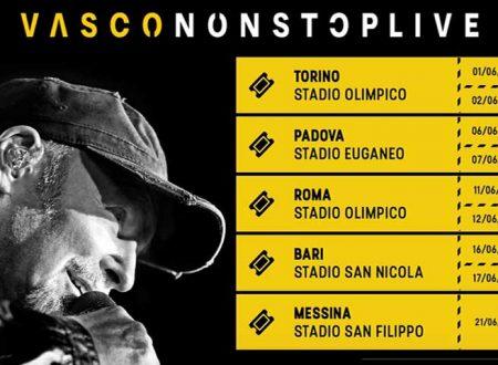 Vasco Rossi oggi in concerto a Messina: città blindata, strade chiuse e fans in fila già dall'alba