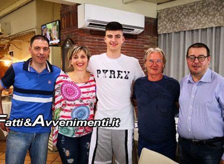 Licata. Urbano Milazzo va al Genoa Calcio: Inizia il sogno del portiere 14enne della Santa Sofia Licata
