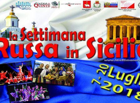 Sciacca. Estate Saccense: Stasera cento artisti russi in Piazza Scandaliato